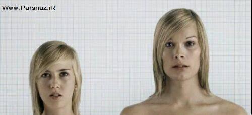 عکس هایی از قبل و بعد از عمل تغییر جنسیت