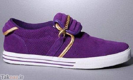 جدیدترین مدل کفش های اسپرت پسرانه
