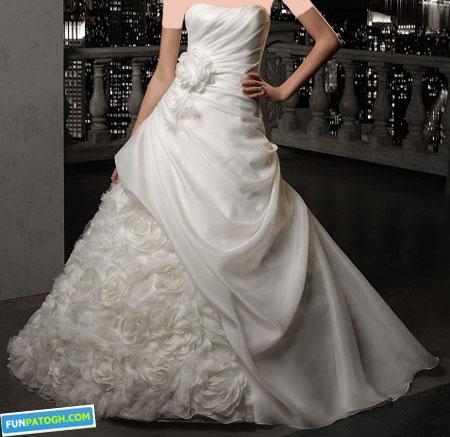 شیک ترین لباس های عروس سال 2014