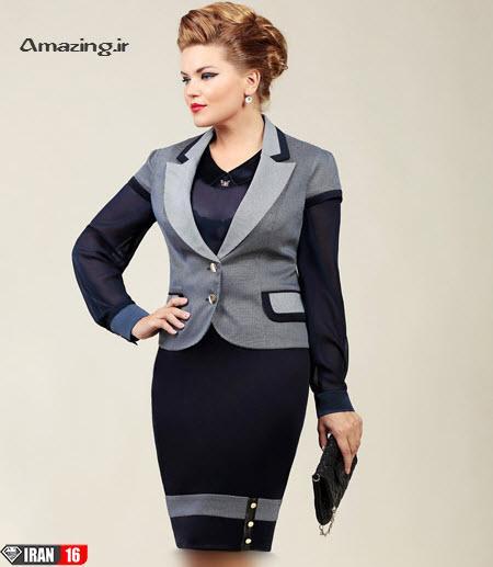 مدل لباس , کت و دامن , Mira