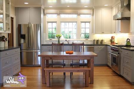 مدل آشپزخانه مدرن,دکوراسیون آشپزخانههای مدرن