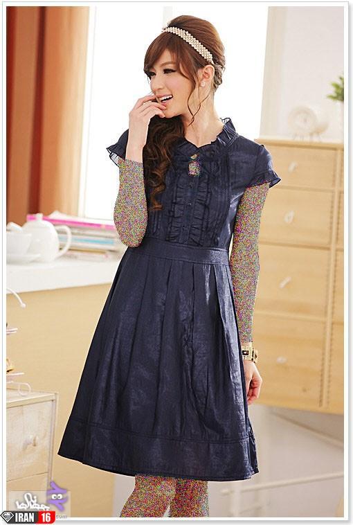 لباس کرهای کوتاه 2015,مدل لباس کرهای کوتاه 2015